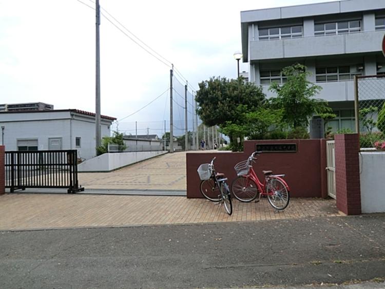 大庭中学校 徒歩13分(約1000m)