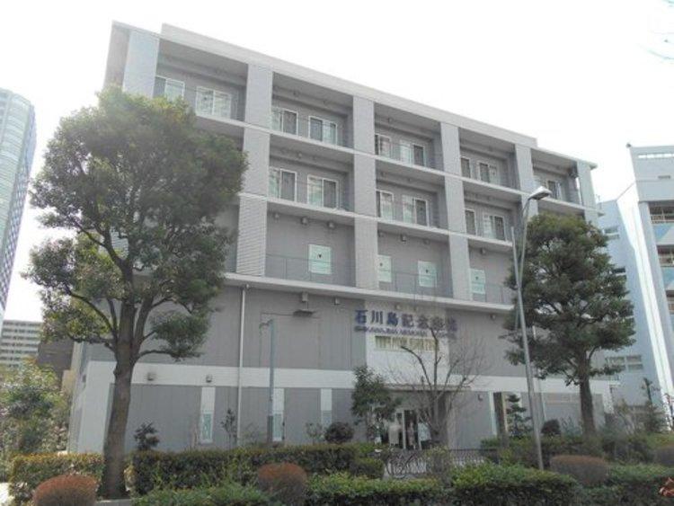 石川島記念病院まで1600m 地域の方々の健康のため、各医療機関とも連携しつつ、心の通った質の高い医療の提供をいたします。