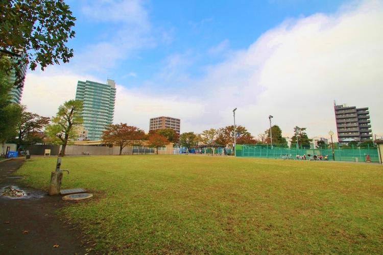 渋江公園:557m