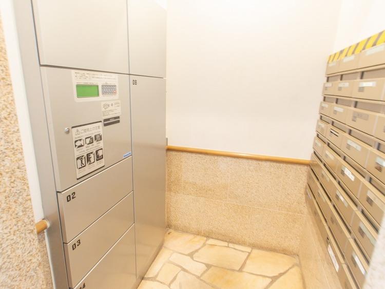 マンションでは珍しいほどたくさん収納のシューズケース。きれいにいつまでも使いたい方におすすめです。