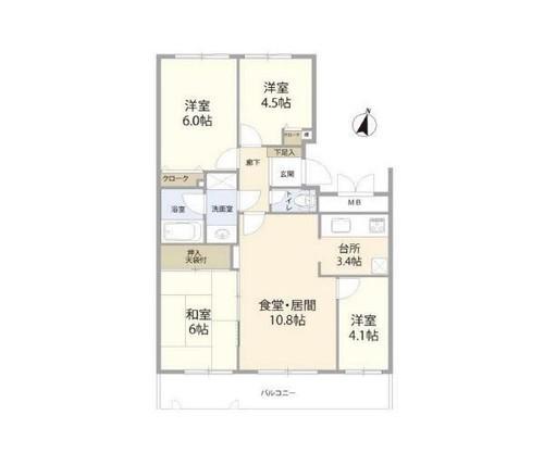 宮崎台北パーク・ホームズの物件画像