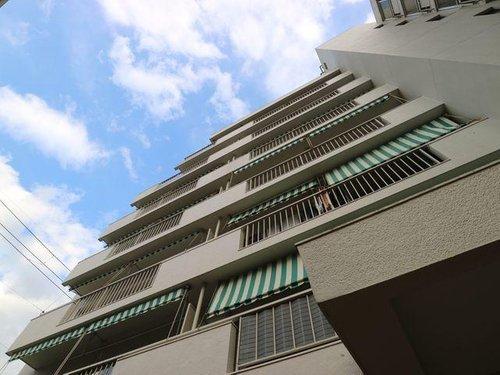 「自由が丘」駅徒歩圏内♪『緑が丘マンション』家具付リノベHOUSEの画像
