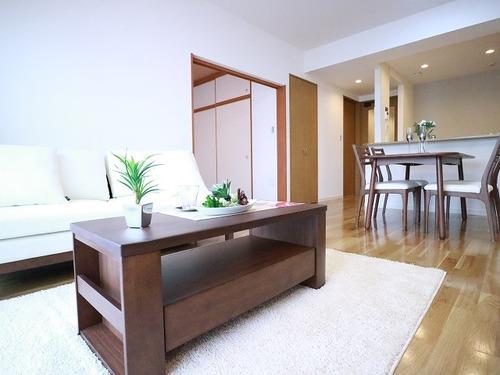 総戸数184戸の大規模マンション「サンスターレ藤崎」の画像