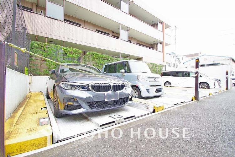 駐車場(空き状況・料金は要確認です)