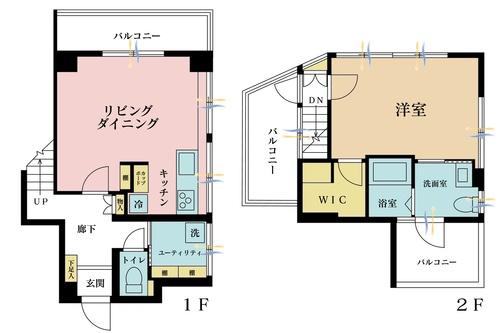 パレドール新宿の画像