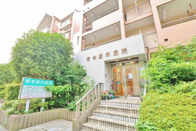 橋本歯科医院:30m
