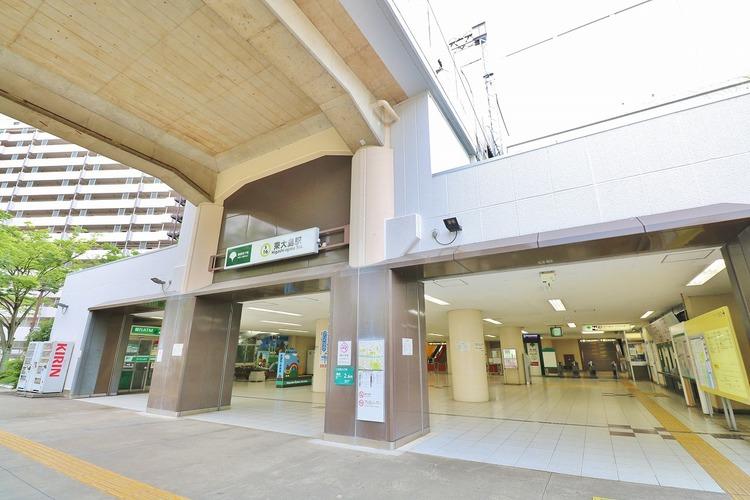 都営新宿線「東大島」駅:160m