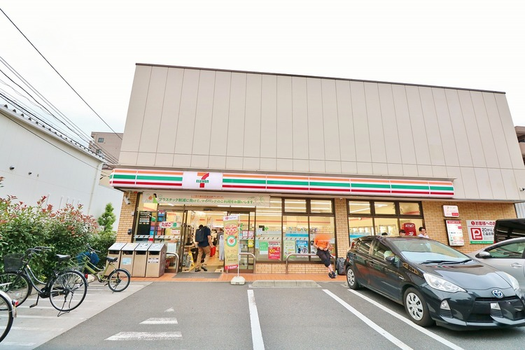 セブン-イレブン 江戸川東葛西十丁川店_約120m徒歩2分