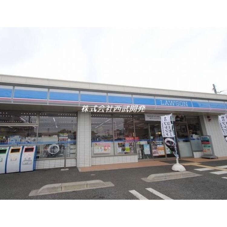 ローソン富士見鶴馬下郷店(約450m)