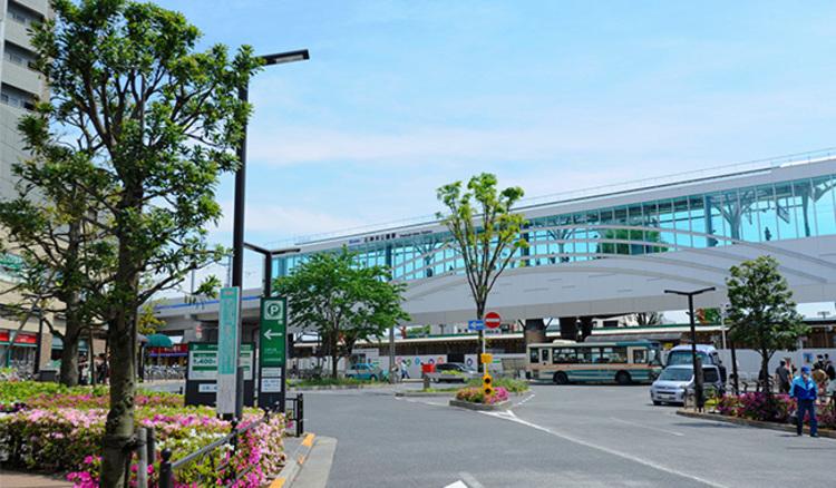 石神井公園駅まで480m