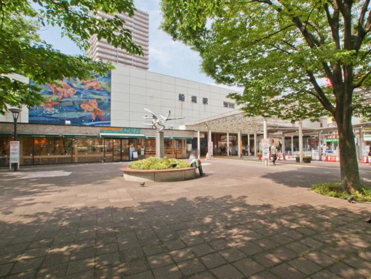 都営新宿線 船堀駅 1277m
