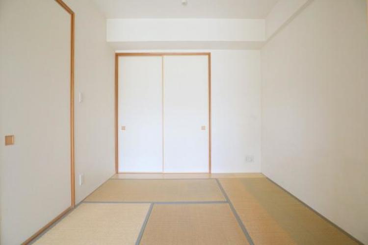 和室の居心地の良さも体感できるお部屋です♪