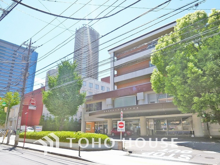 日本医科大学武蔵小杉病院 距離1000m