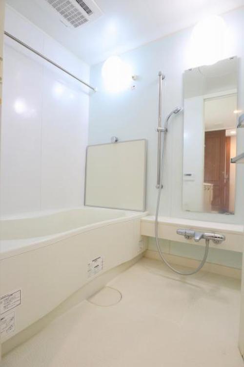 マンションならではの広い浴室です♪