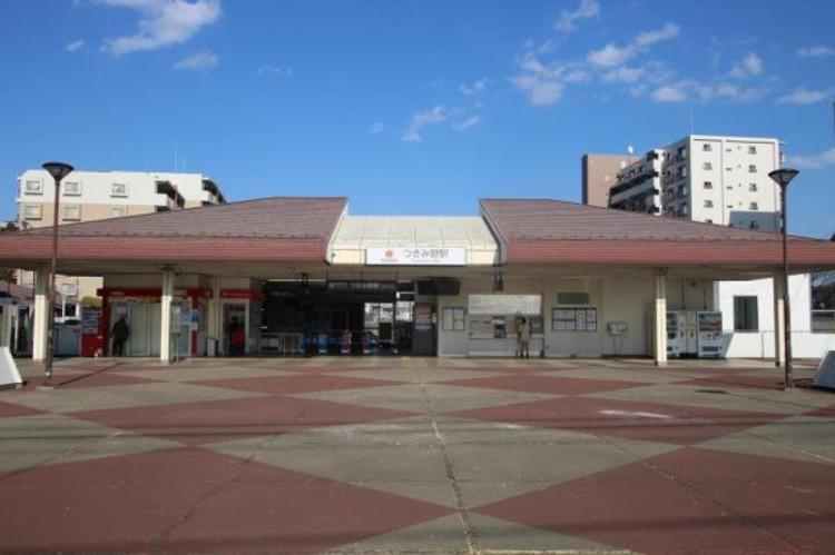 つきみ野駅まで約1720m