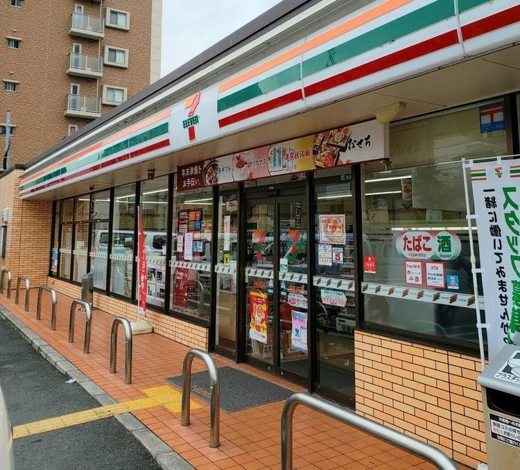 セブンイレブン堺浅香山3丁店 徒歩 約7分(約550m)