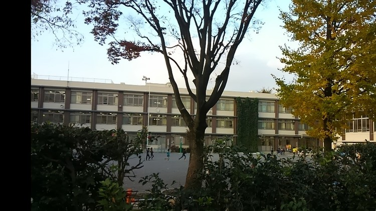 板橋区立志村坂下小学校