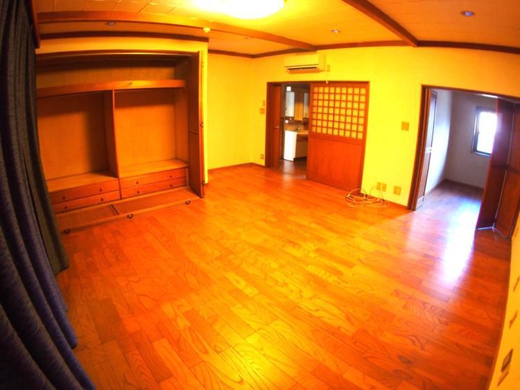 2階 洋室です。
