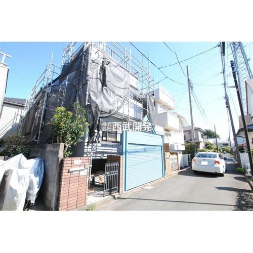 小金井市前原町4丁目 中古一戸建ての画像