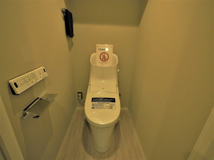 シャワー洗浄トイレ