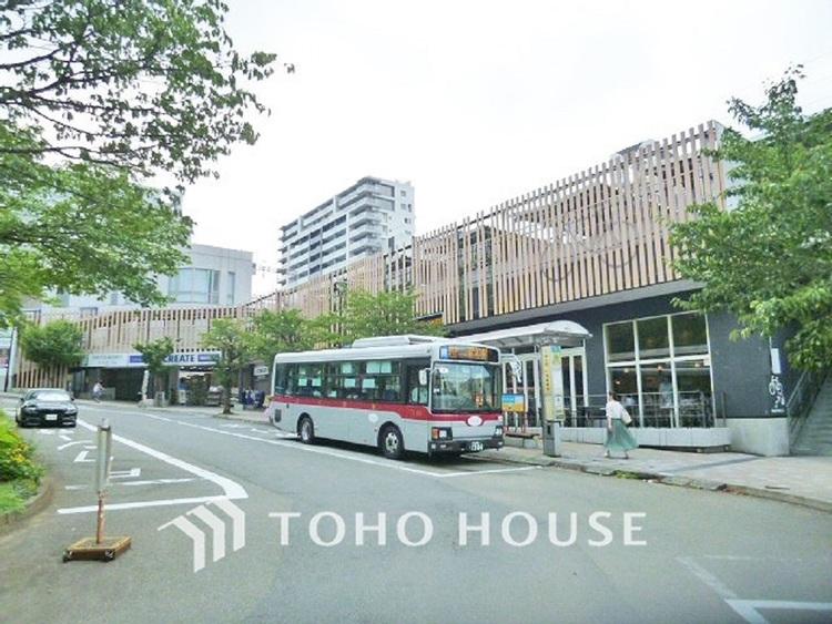 東急田園都市線「宮崎台」駅 距離400m