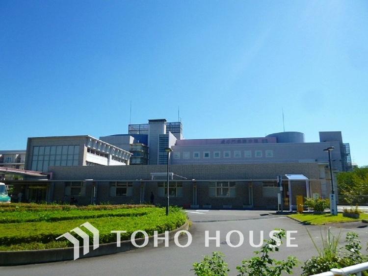 虎ノ門病院 梶ヶ谷分院 距離1200m