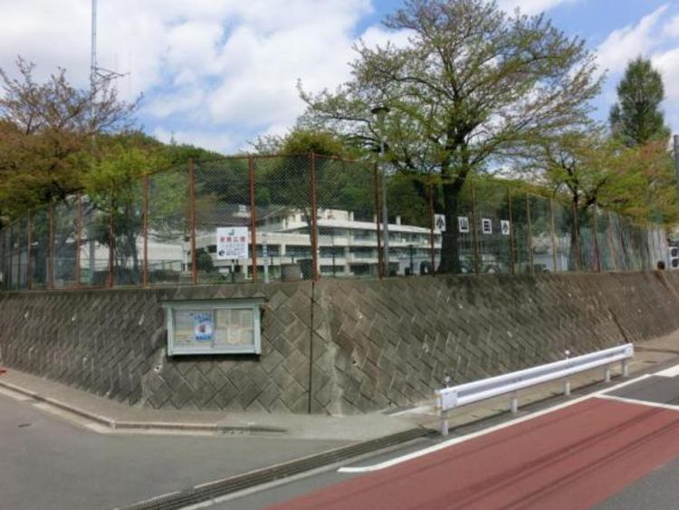 小山田小学校まで約992m