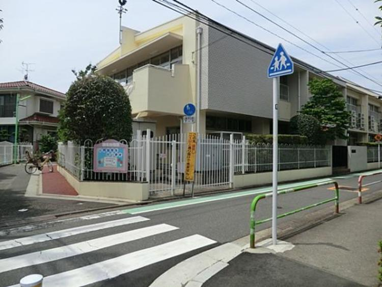 調布幼稚園 550m