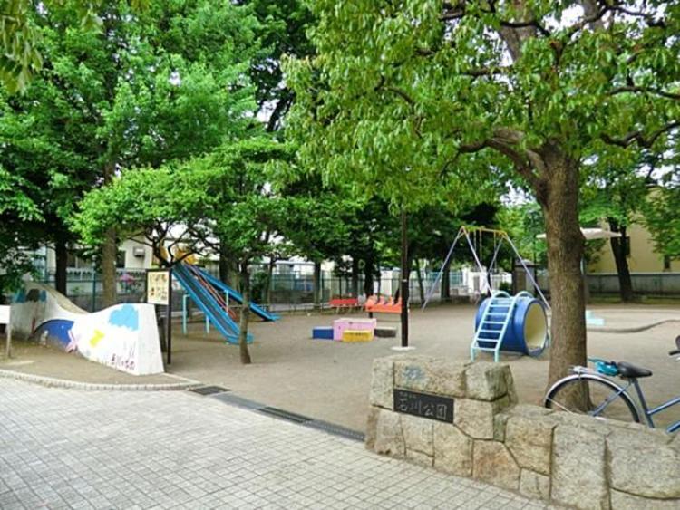 石川公園 83m