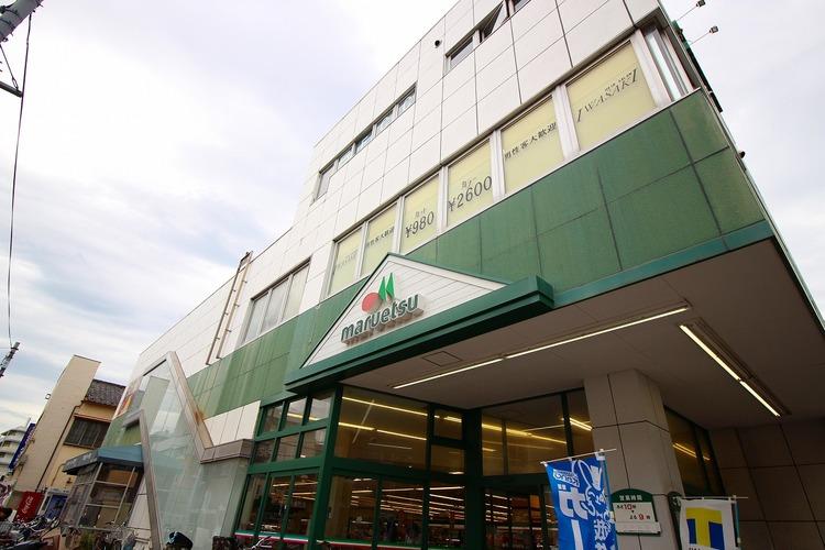 マルエツ 松江店:786m