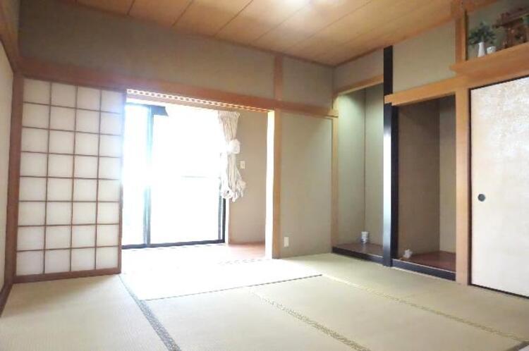障子のある和室は趣もあり、客間としても大変重宝されますね。