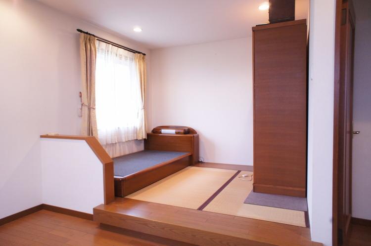 和洋室のお部屋です。