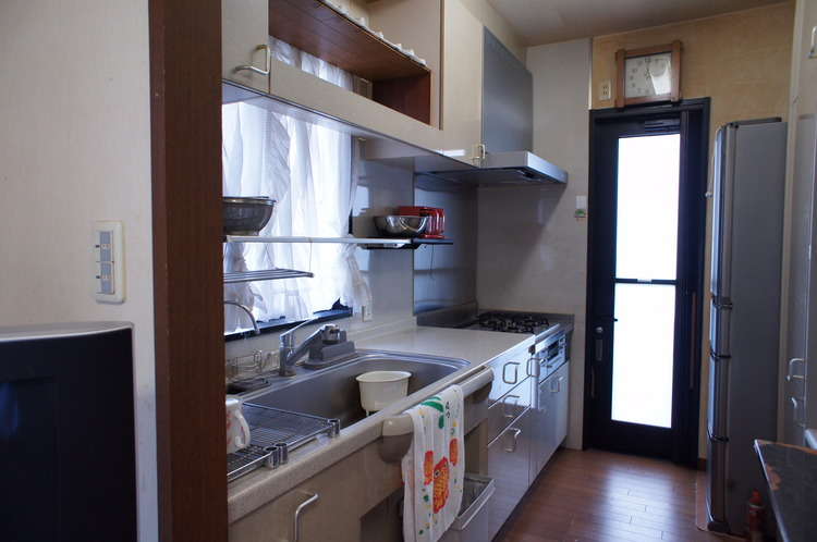 キッチンは2ヶ所ございます。