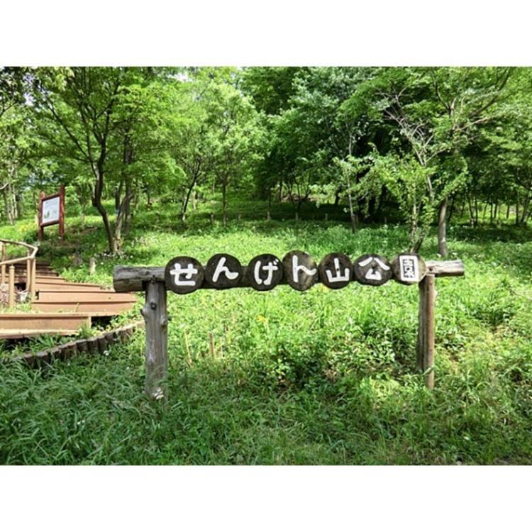 浅間山公園(約980m)