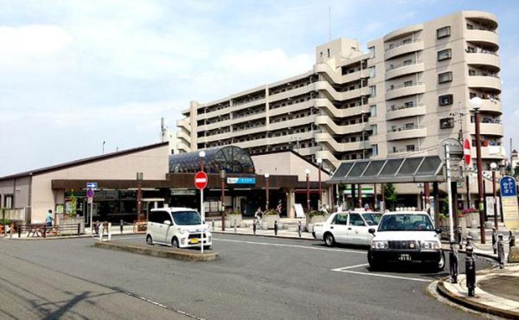 唐木田駅 950m