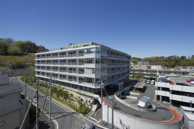 天本病院 210m