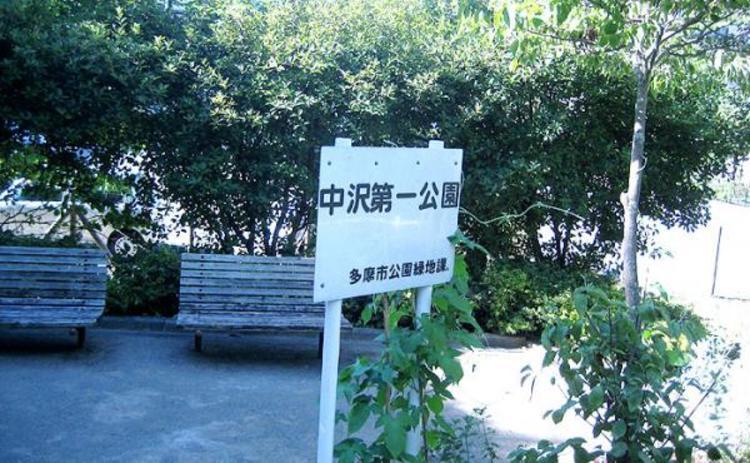 中沢第一公園 60m