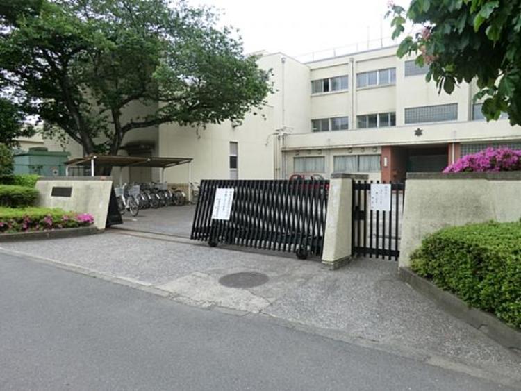福島中学校 1160m