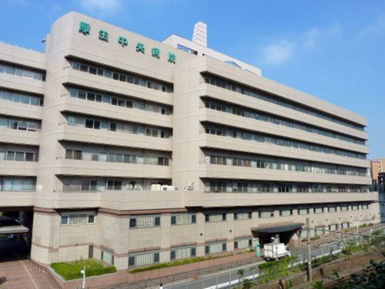 総合病院厚生中央病院まで1100m。東京都目黒区三田にある医療機関。全国土木建築国民健康保険組合が運営する企業立病院。
