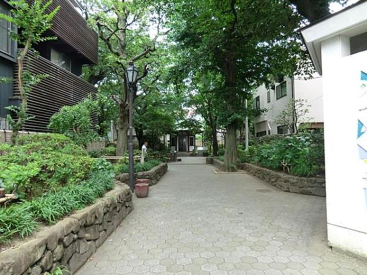 岡倉天心記念公園819m