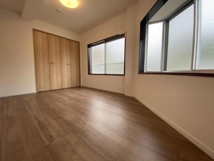2F北側洋室(6.0帖) 家具やレイアウトでお好みの空間を創り上げられます