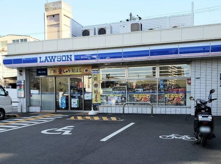 LAWSON堺南庄町 徒歩 約6分(約450m)