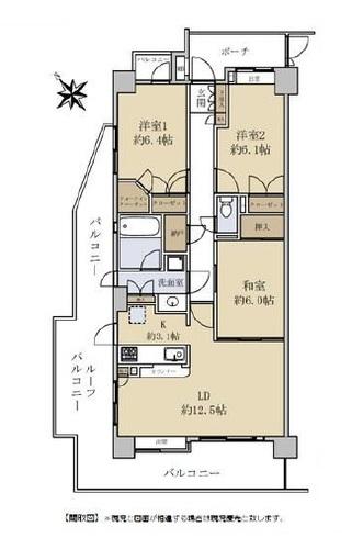 藤和シティホームズ八王子大和田町の物件画像