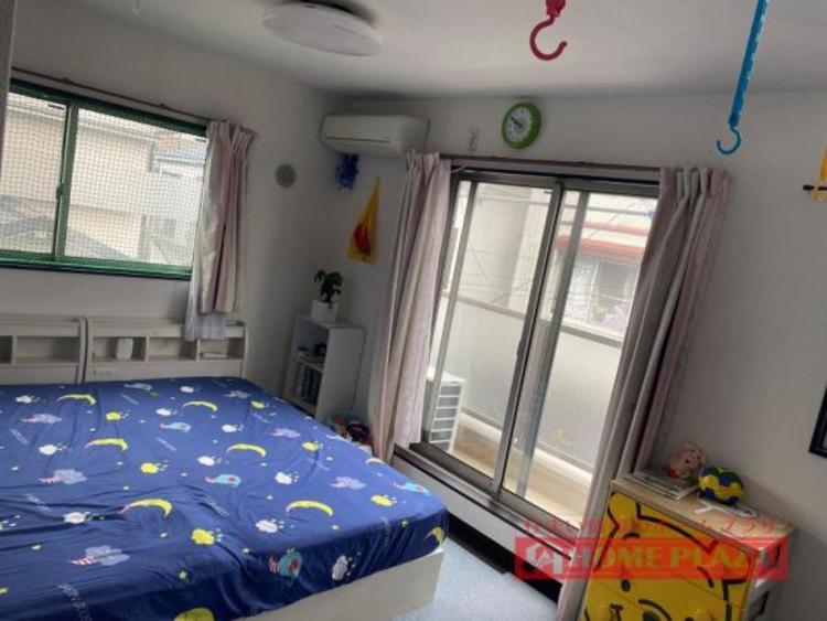 寝室・書斎・子供部屋、どのように使うか夢が膨らみます!