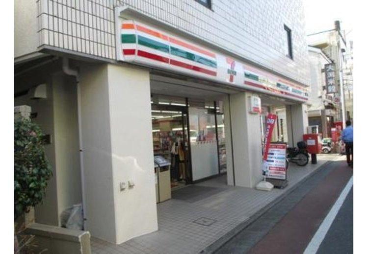 セブンイレブン南大井浜川店まで357m いかなる時代にもお店と共にあまねく地域社会の利便性を追求し続け毎日の豊かな暮らしを実現する。