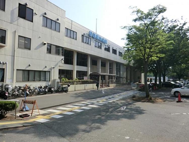 聖隷横浜病院 約810m