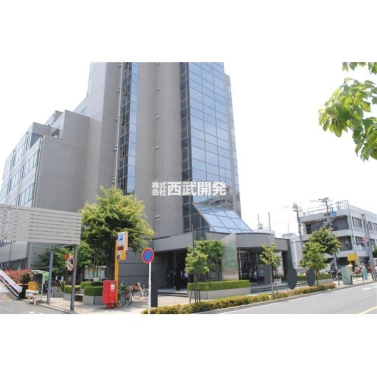 小金井市役所(約30m)