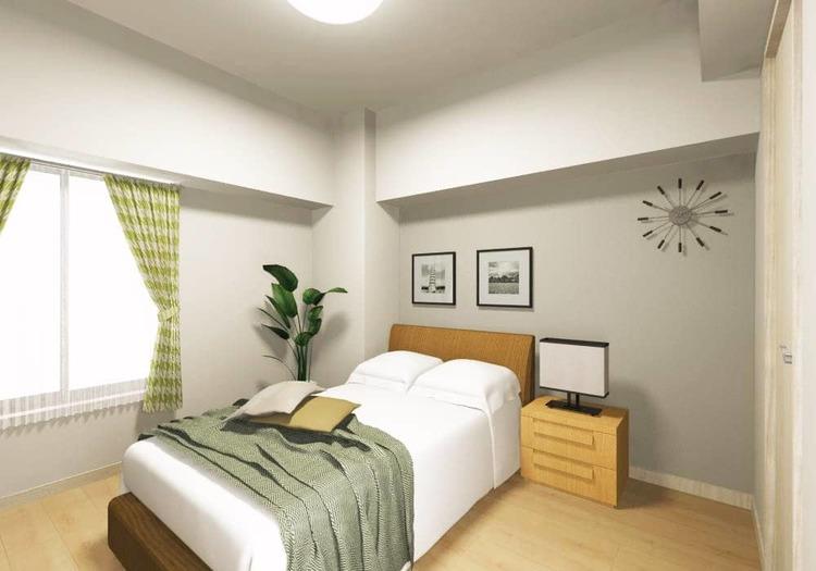 各洋室にはウォークインクローゼットを設置。室内を広く活用できます