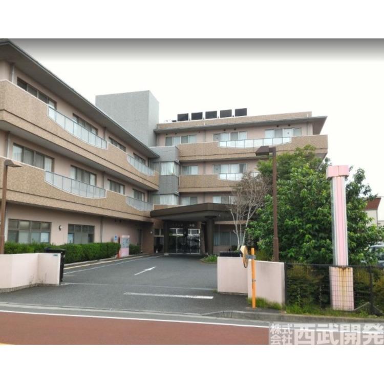 あきしま相互病院(約800m)