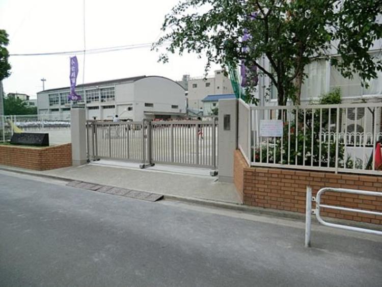 小松川第一中学校